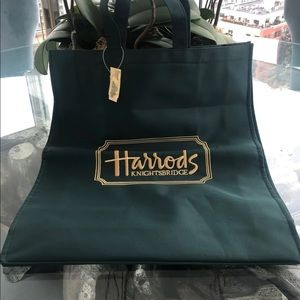 Harrods Shopper Tote